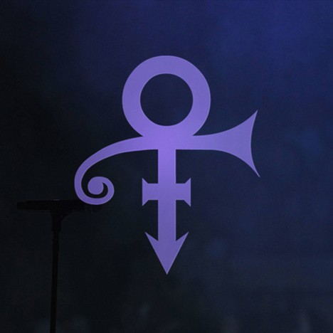 """Prince was the Nike swoosh before Nike was"" says musician's symbol designer"