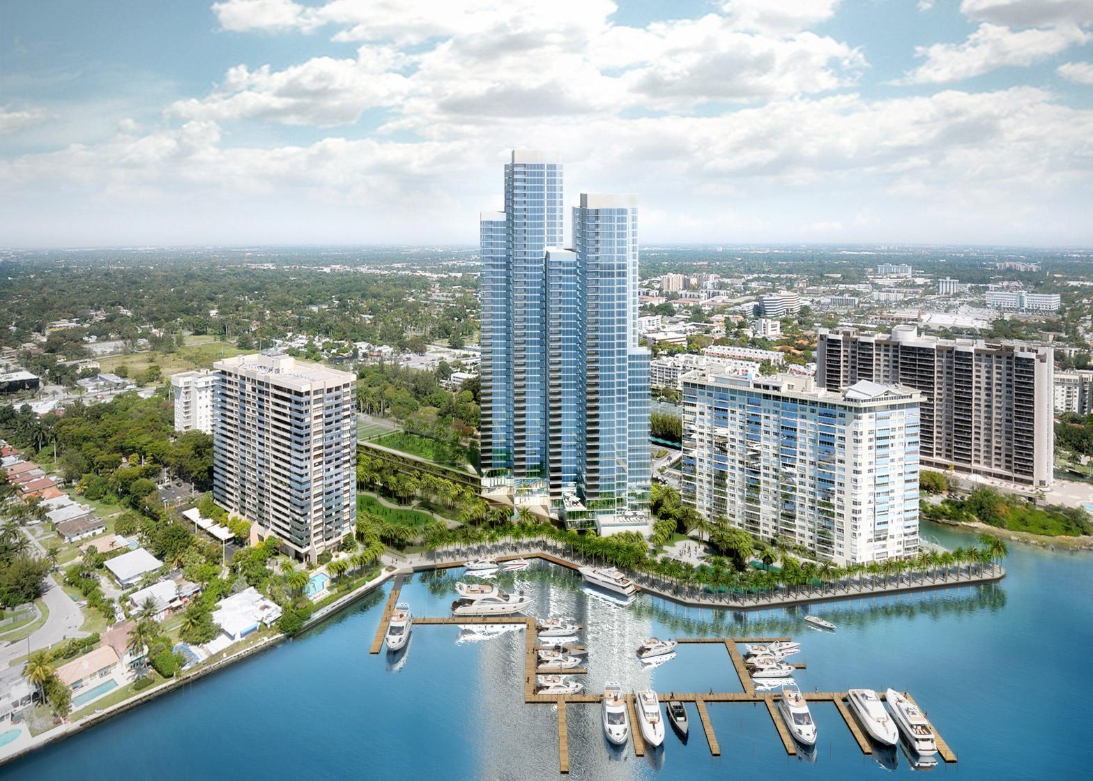 Rafael Moneo 11111 Biscayne Boulevard Joevkey Club Architecture News Miami Florida