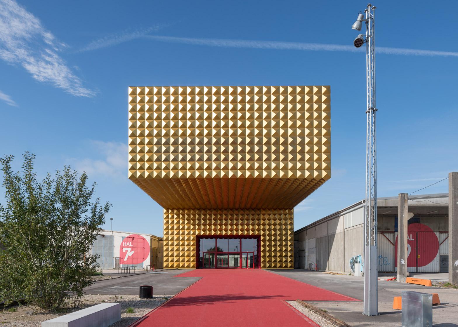 Ragnarock museum by MVRDV and COBE