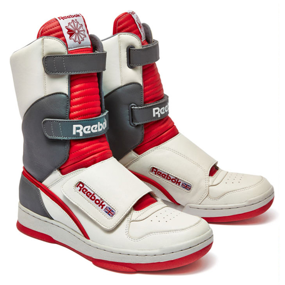 Stomper trainers by Reebok based on Sigourney Weaver's shoes in Alien only come in Mens' sizes