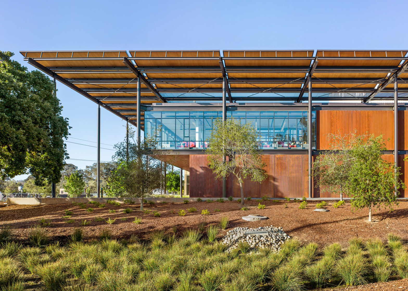 Photograph by Robert Canfield Stanford University Central Energy Facility by ZGF Architects in California, USA