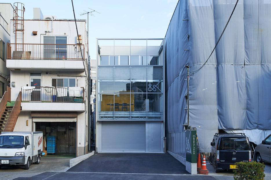 &S Tokyo by Ninkipen