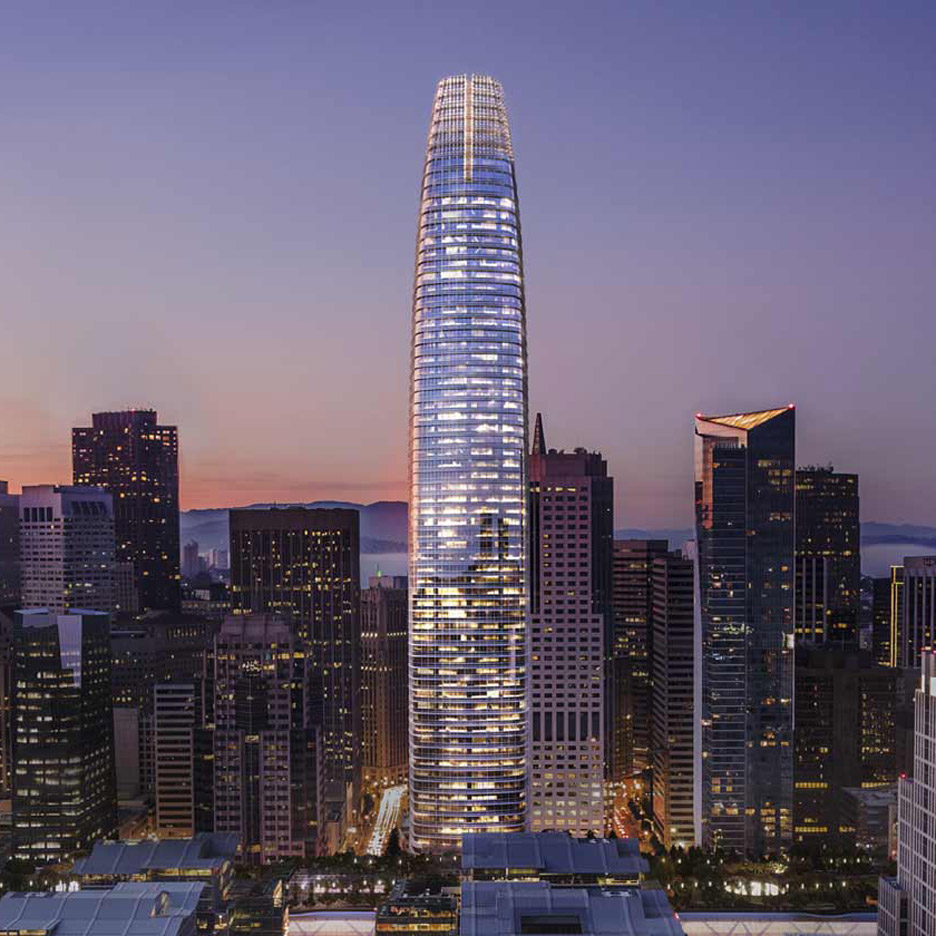Salesforce Tower San Francisco Construction Boom Pelli Clarke
