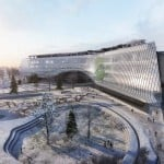 "Zaha Hadid Architects wins contest for new addition to ""Russia's Silicon Valley"""