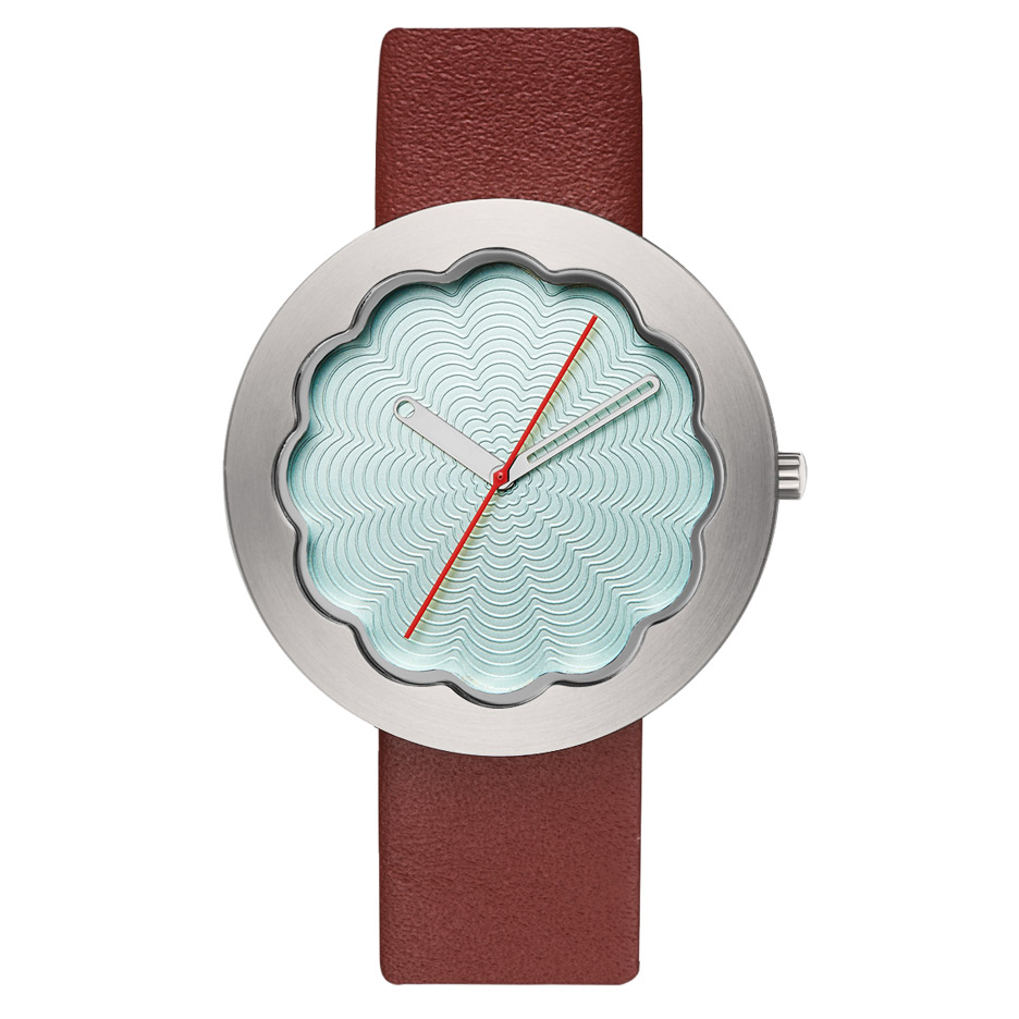 Michael Graves' Scallop watch for Projects