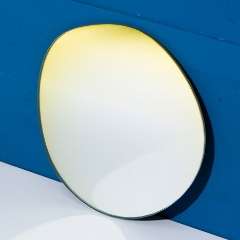 Sabine Marcelis and Brit van Nerven's Hue mirrors feature gradients of colour
