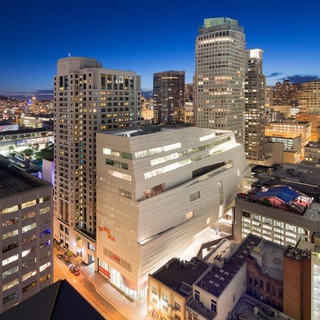 SFMOMA reopens with Snøhetta extension that triples its gallery space