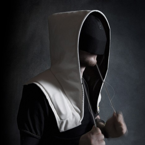 Artefact's Shadow hoodie immerses wearers in virtual reality