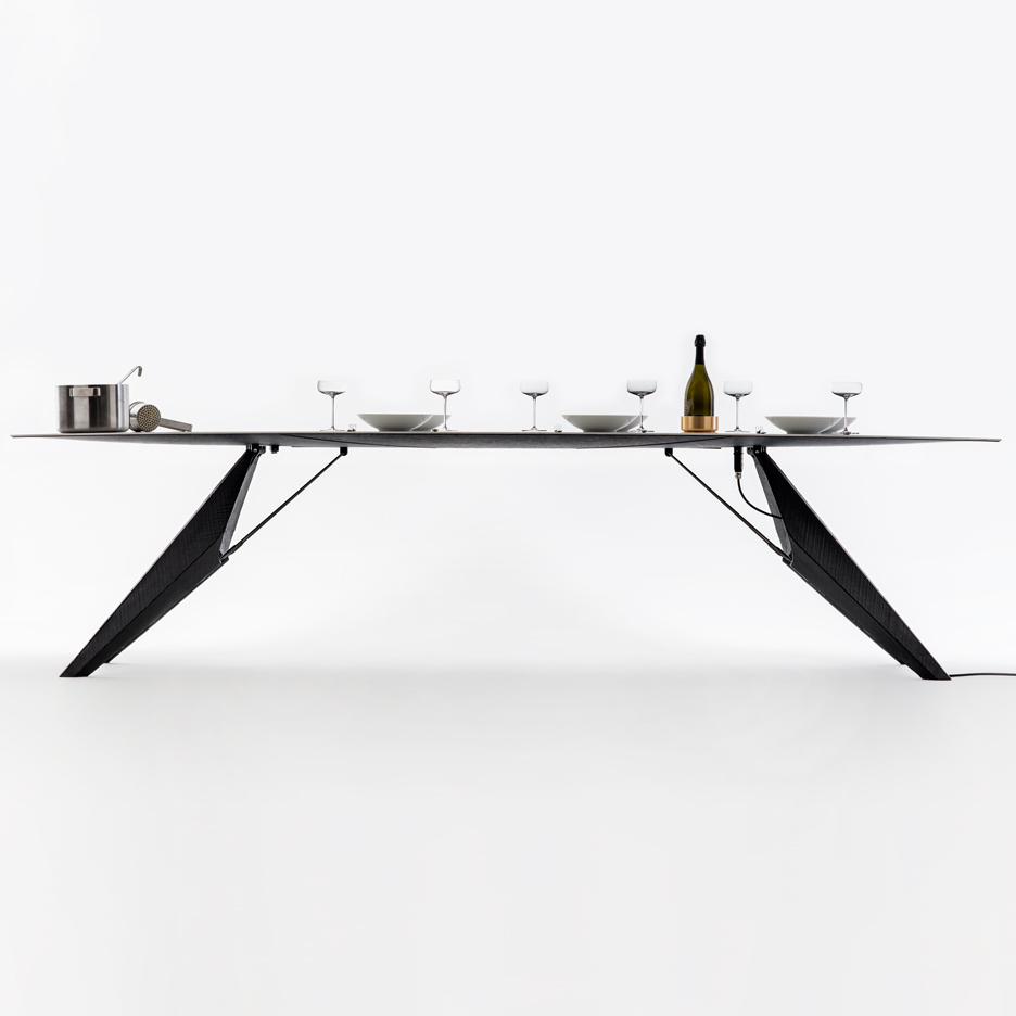 SmartSlab Table by Kram/Weisshaar