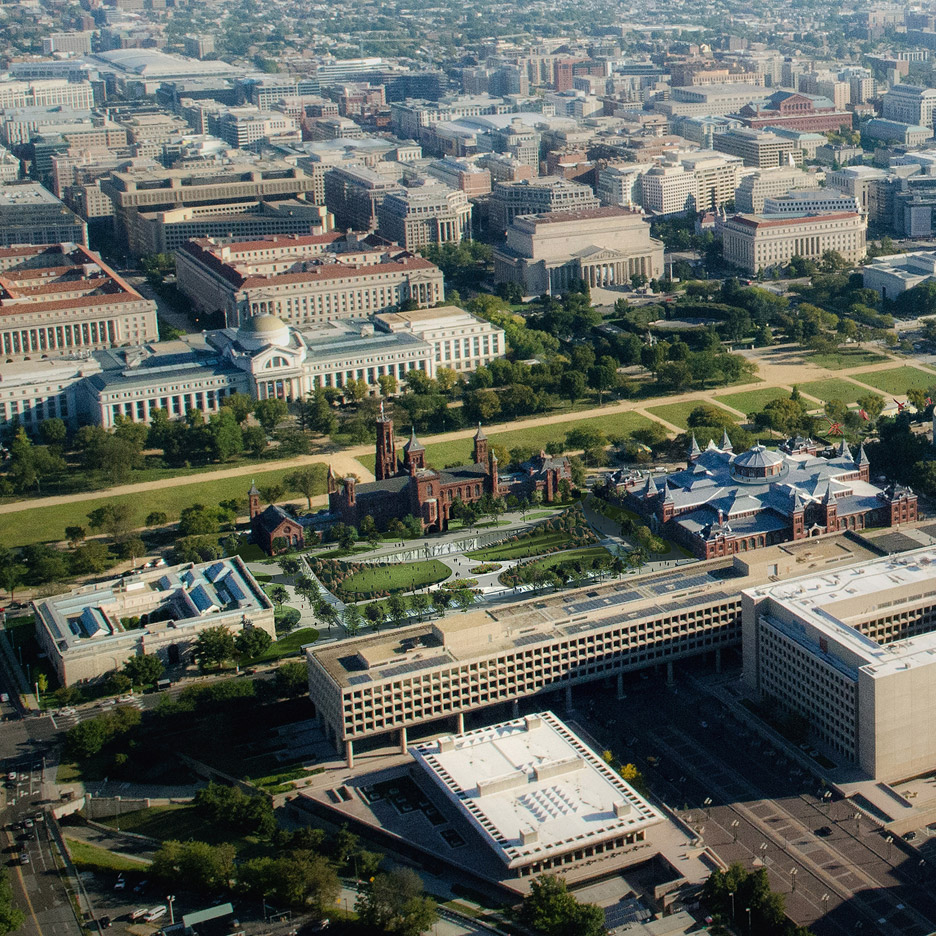 BIG's plan for Smithsonian campus in Washington DC sparks opposition