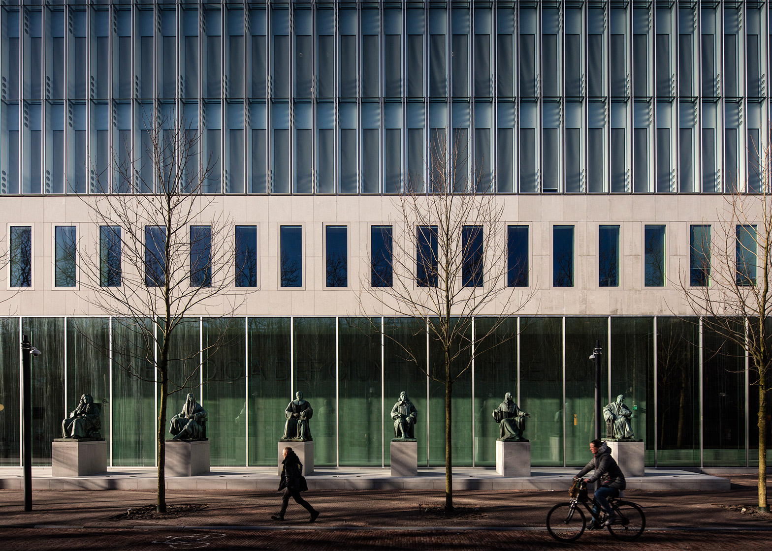 Supreme Court in The Hague by Kaan