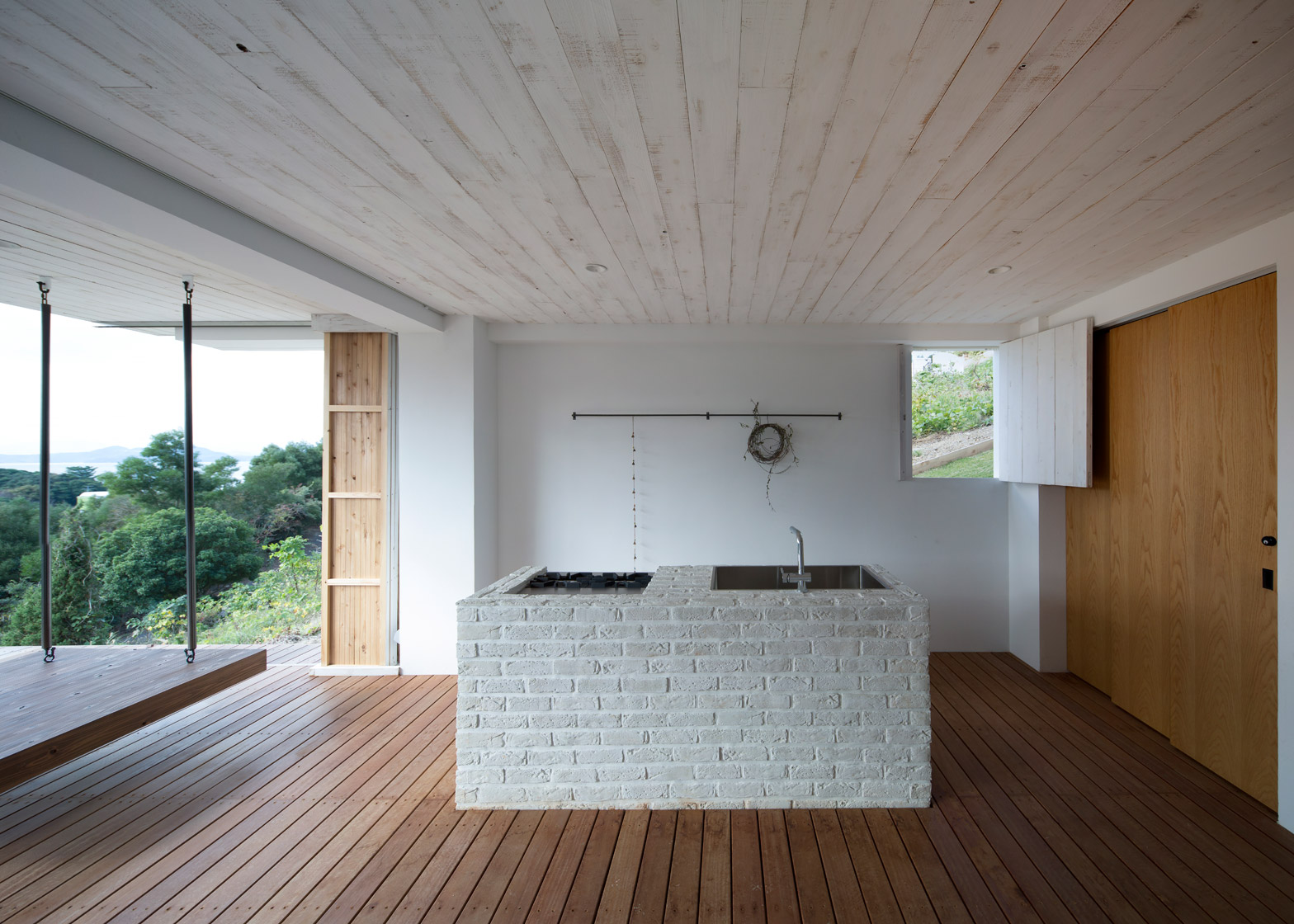 T Weekend Residence by Process5 Design in Japan