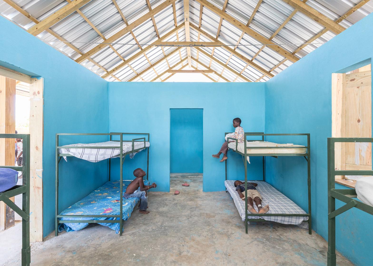 The Small House by Bonaventura Visconti di Modrone