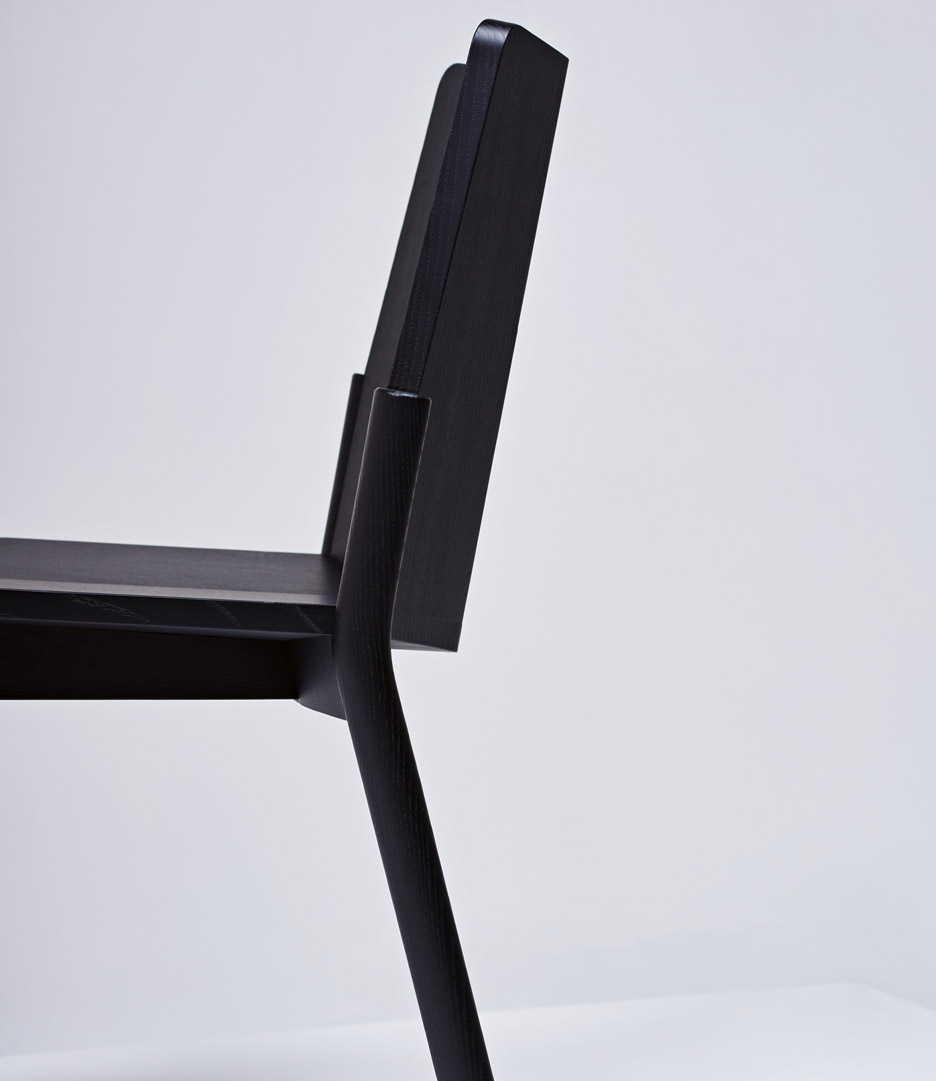 Tronco chair for Mattiazzi by Industrial Facility
