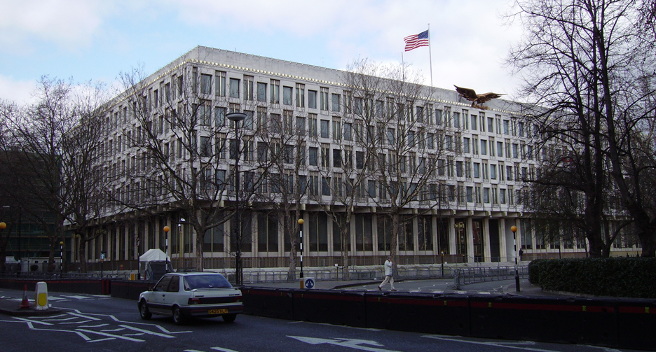 US embassy converted to luxury hotel by David Chipperfield