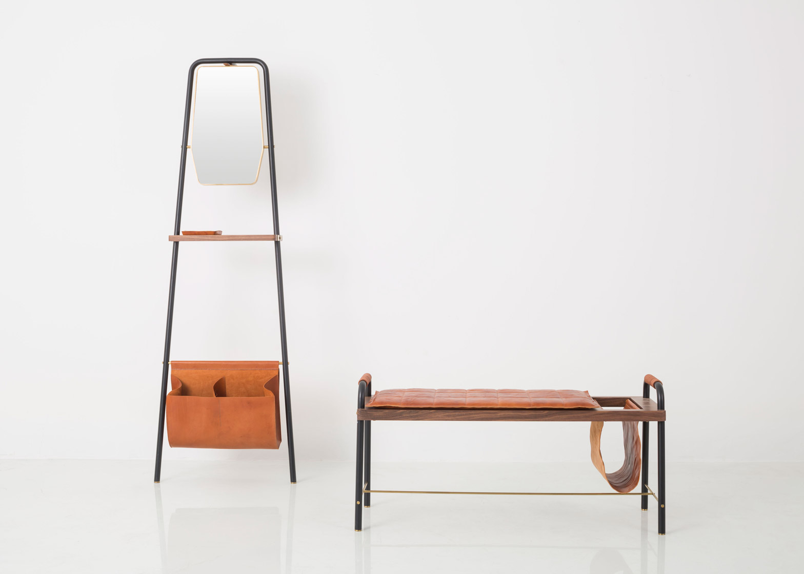 David Rockwell Designs Valet Furniture For Stellar Works