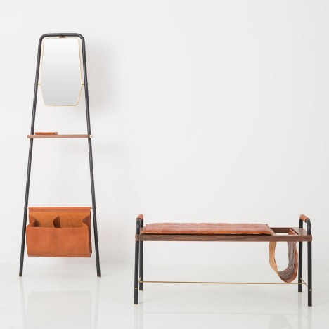 David Rockwell designs Valet furniture for Chinese brand Stellar Works