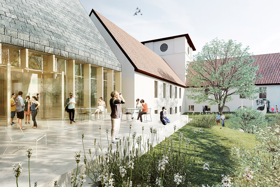 Viking Age Museum in Oslo Norway by AART cultural architecture news