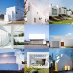 White houses feature on Dezeen's new Pinterest board