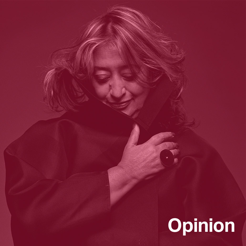 """Zaha was always a difficult person to deal with"" – Amanda Baillieu"