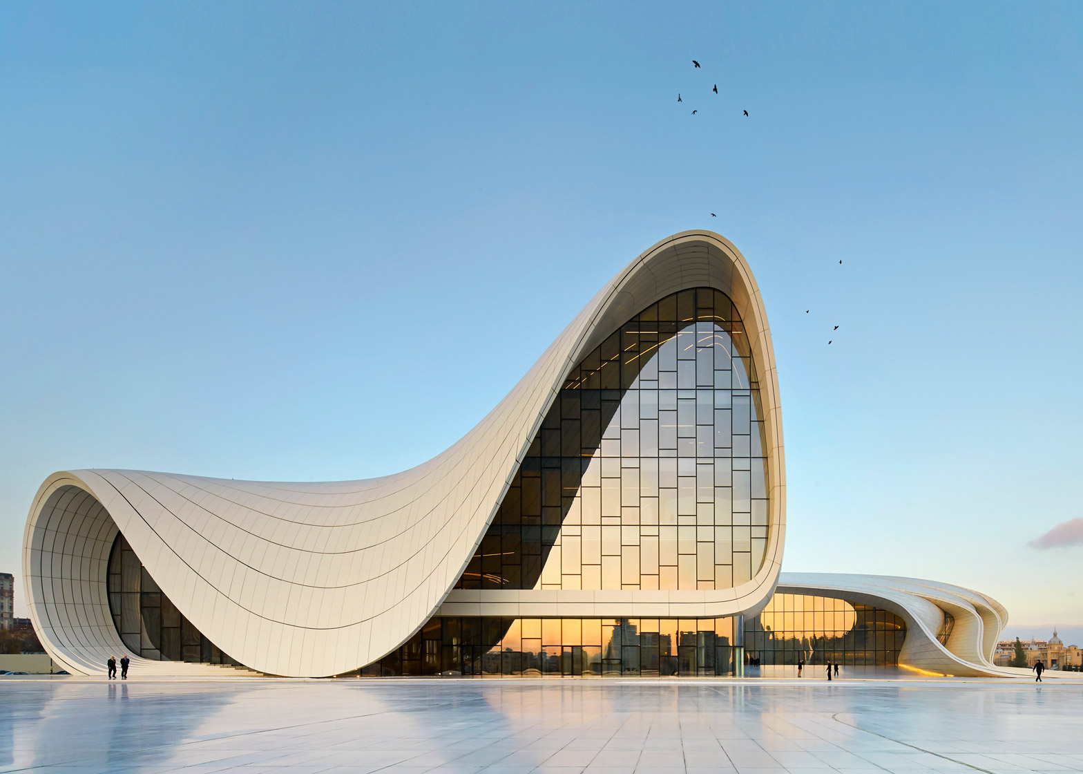 zaha hadids best buildings photographed by hufton crow