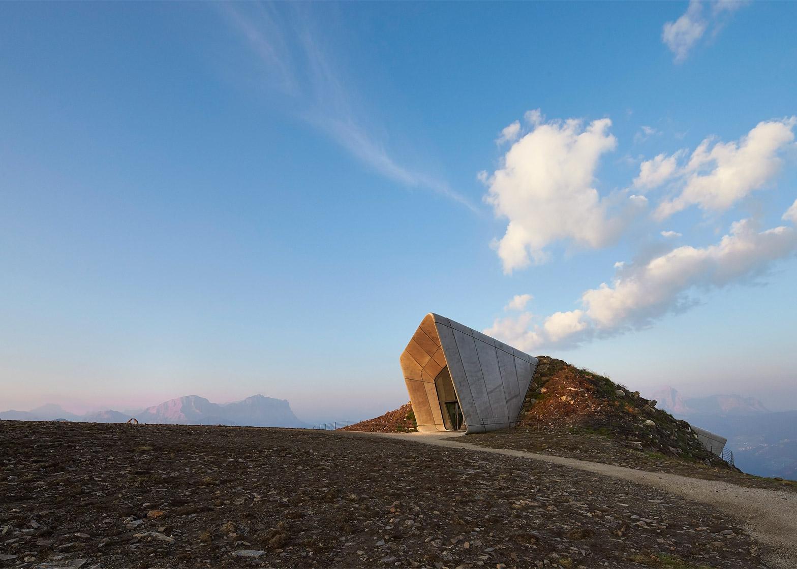 Messner Mountain Museum Corones, Italy, 2015