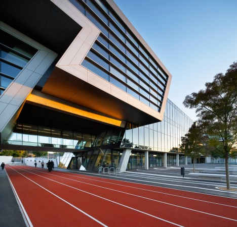Zaha Hadid's best buildings photographed by Hufton + Crow