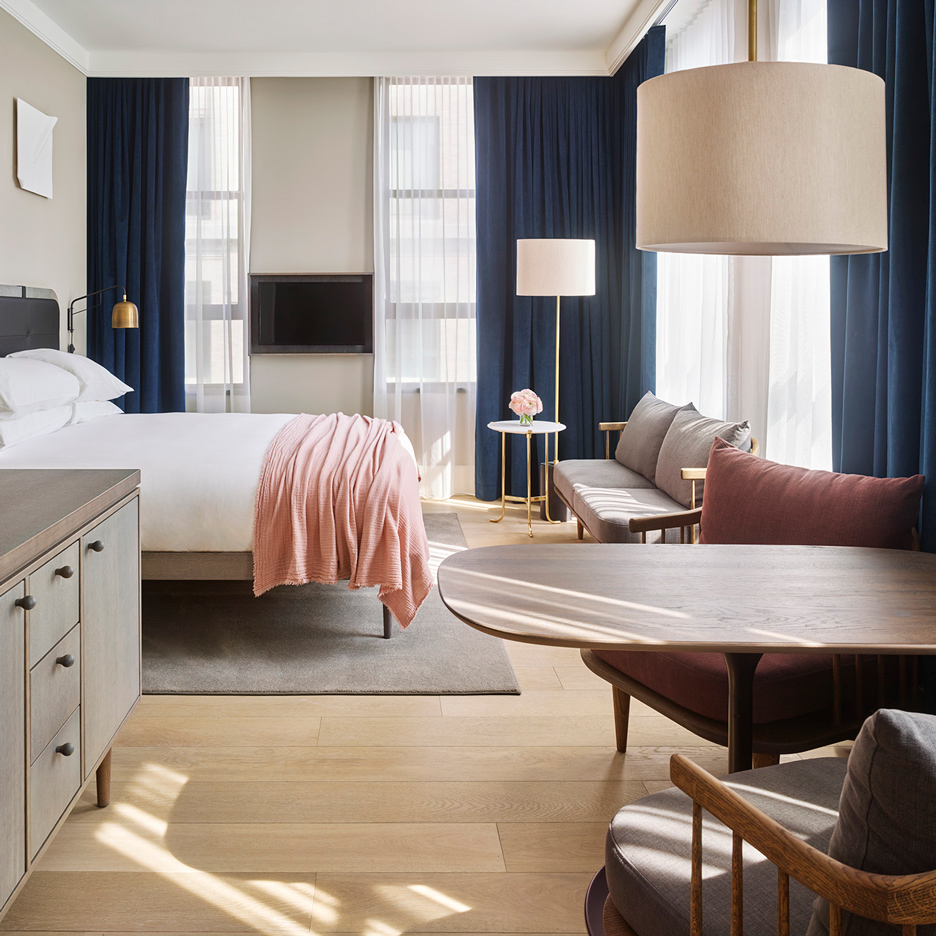 Space Copenhagen Selects Natural Materials For New York S