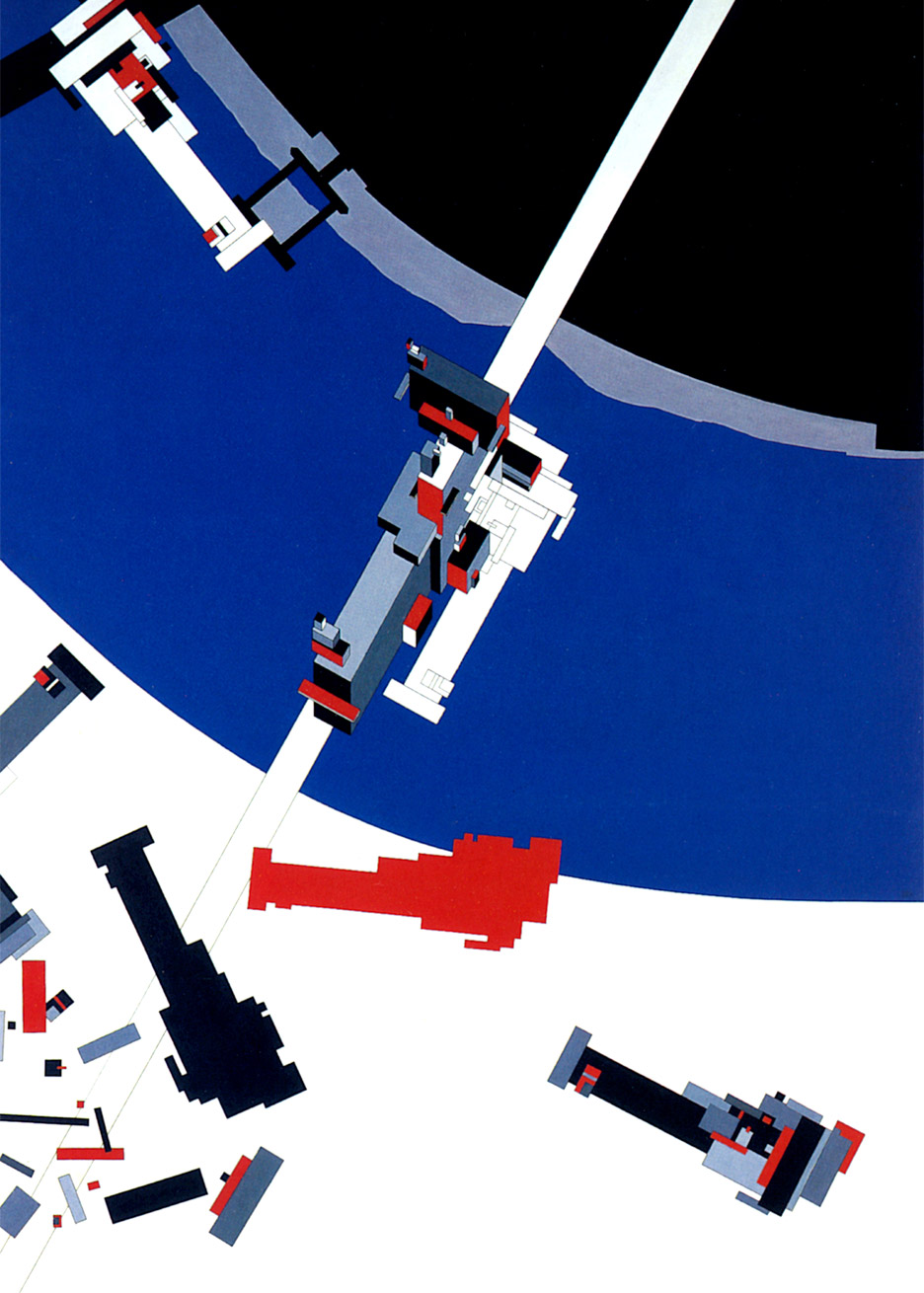 1976-1977-malevichs-tektonik-london-painting-zaha-hadid-architects-exhibition-palazzo-franchetti-venice-biennale-2016_dezeen_936_0