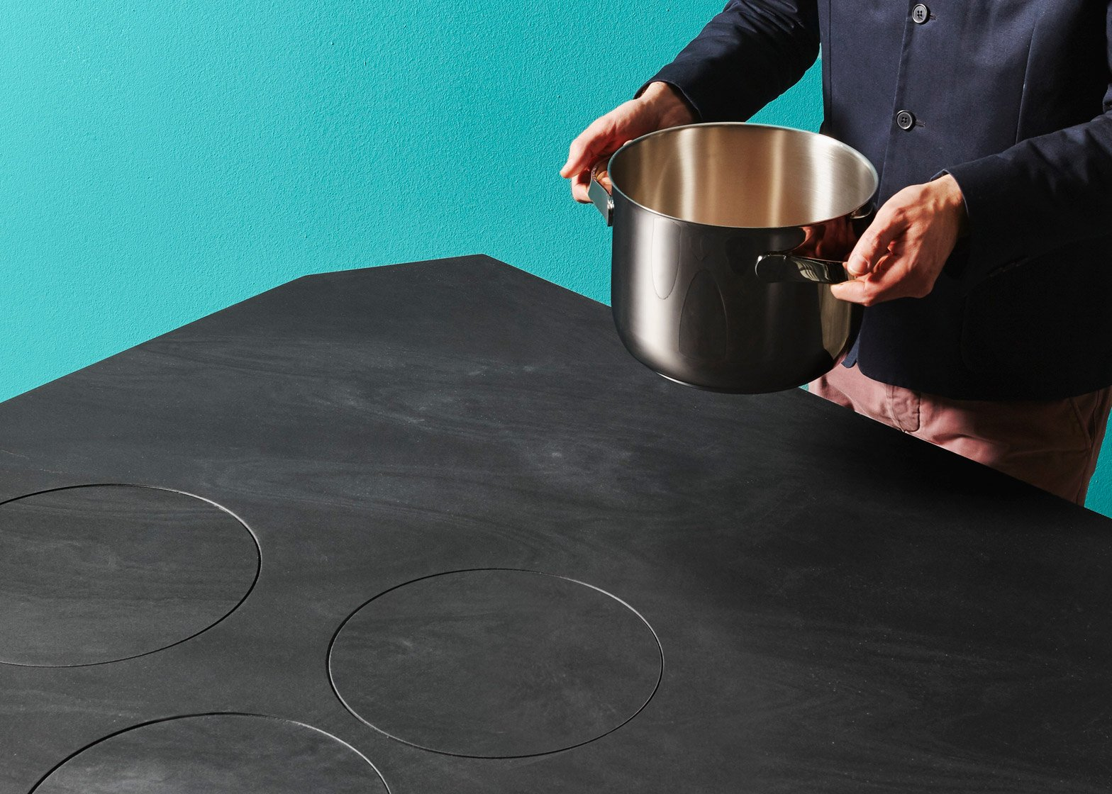 Tulèr Kitchen by Tipic for Offmat/Marmo Arredo