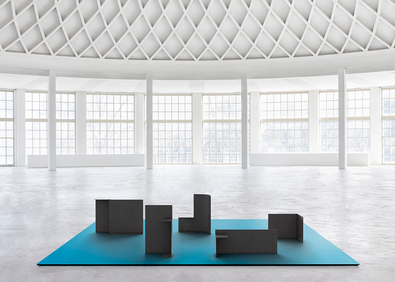 Props by Konstantin Grcic for Cassina