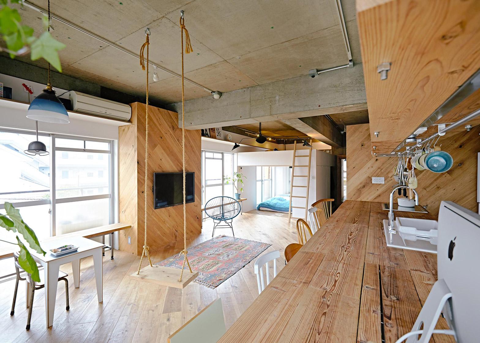 Tenhachi House by 8 Tenhachi