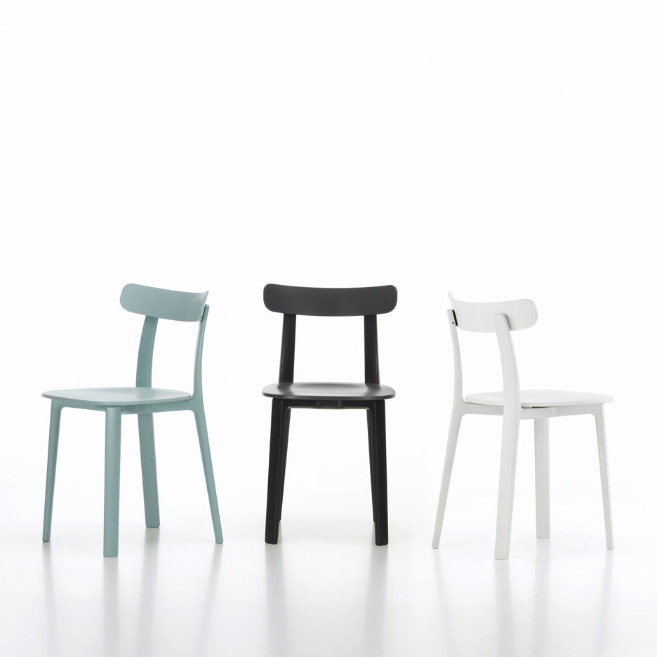 All Plastic chair by Jasper Morrison for Vitra