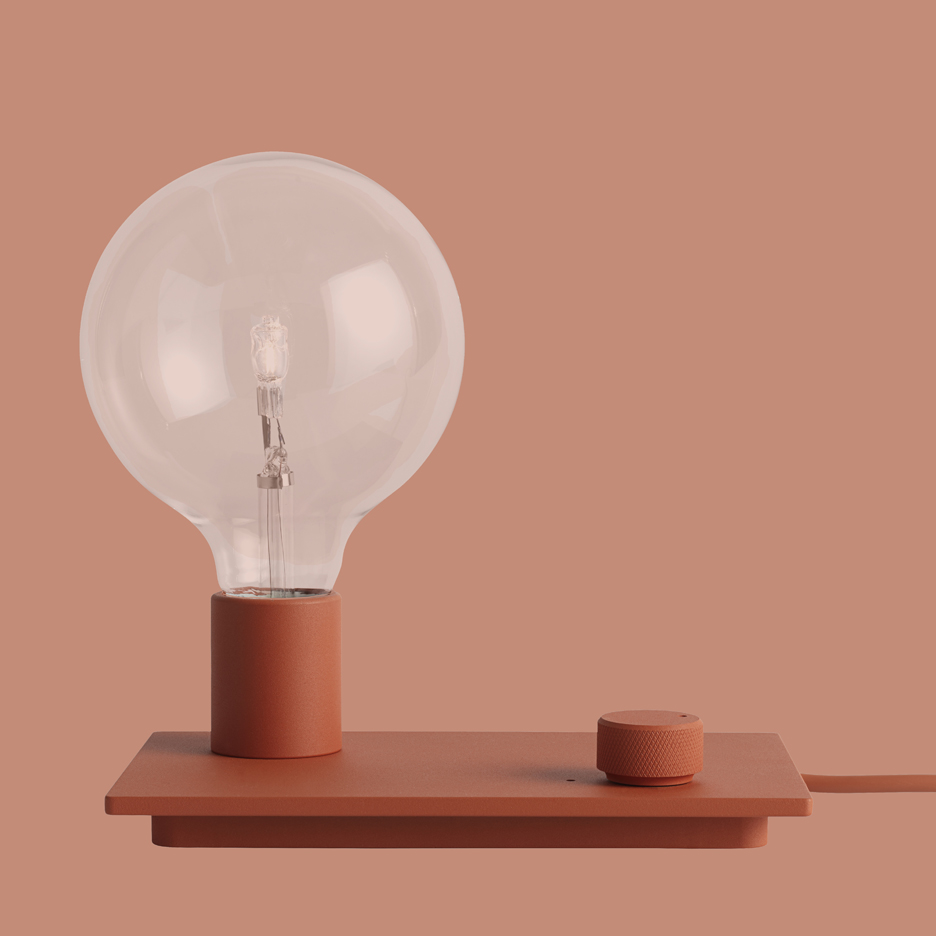 Control light by TAF for Muuto
