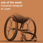 Job of the week: industrial designer at Layer