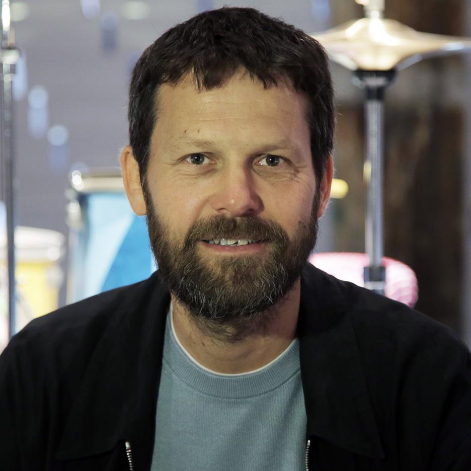 Martino Gamper portrait