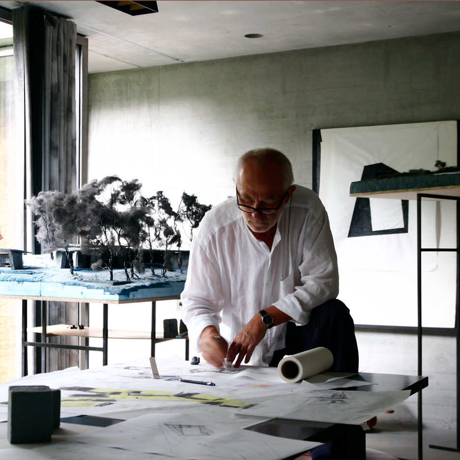 """Peter Zumthor is wrong. The future of architecture isn't handmade"""