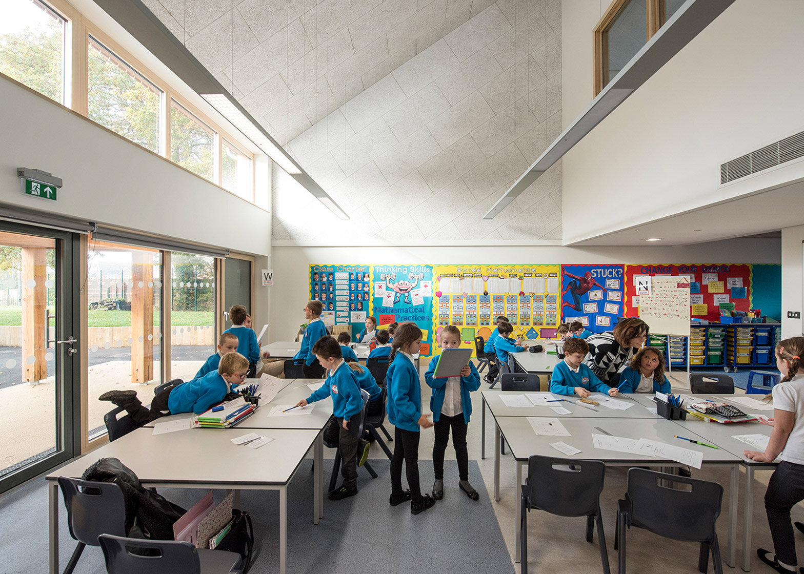 Riba says poor school design is wasting £150 million a year