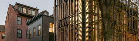 Taylor Street House by SAS Designbuild