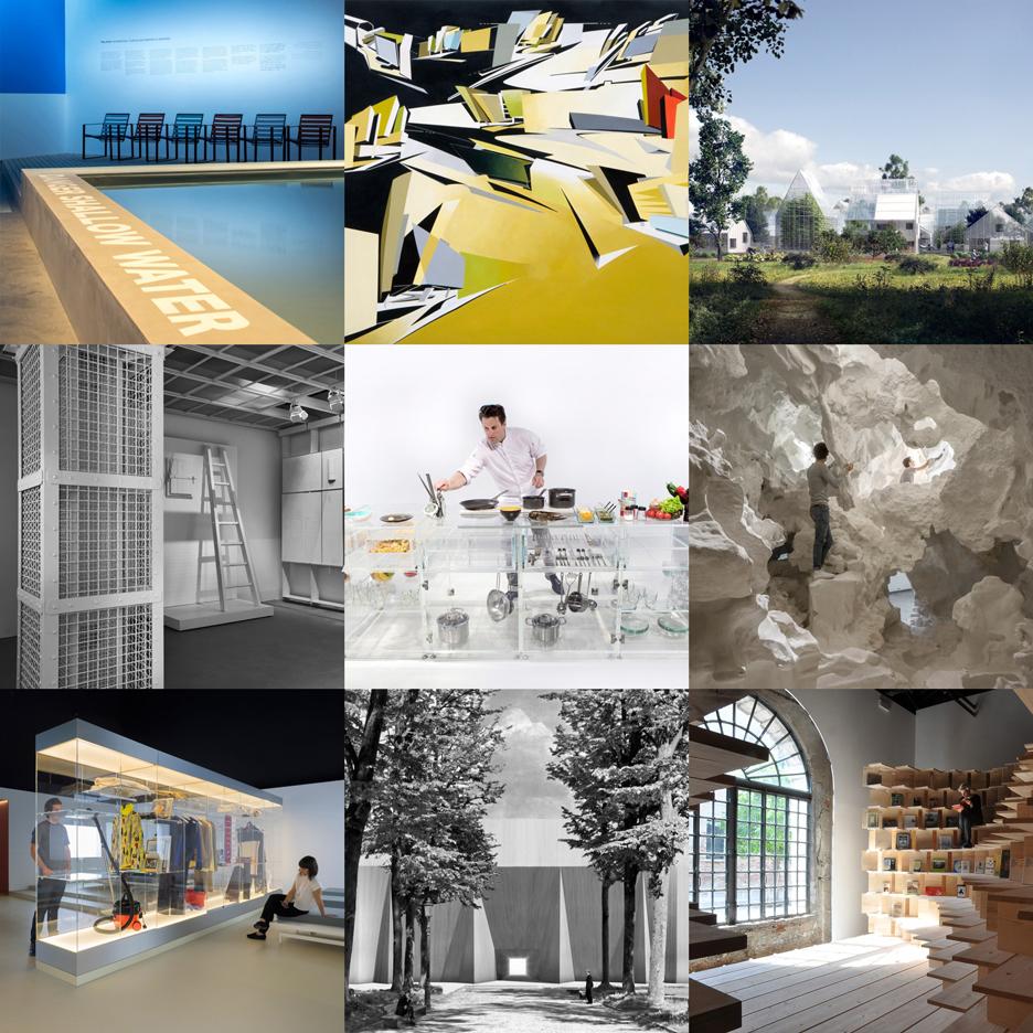 Venice Architecture Biennale 2016 pinterest dezeen