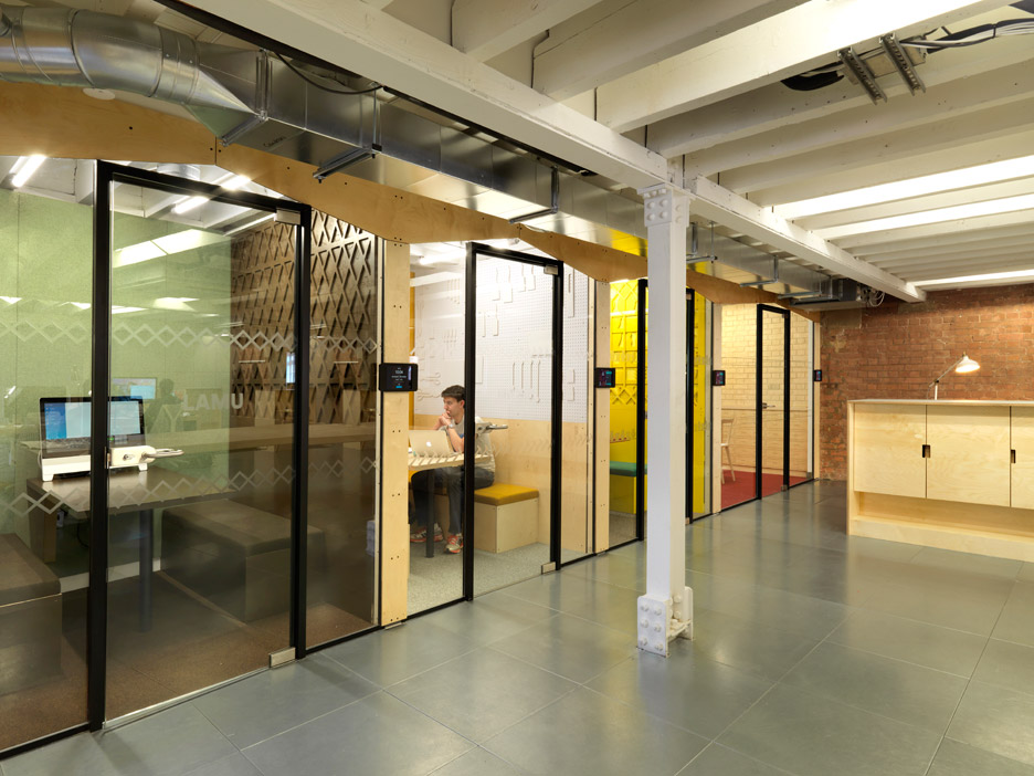 Airbnb Designs Adaptable Office Spaces For London Sao Paulo And