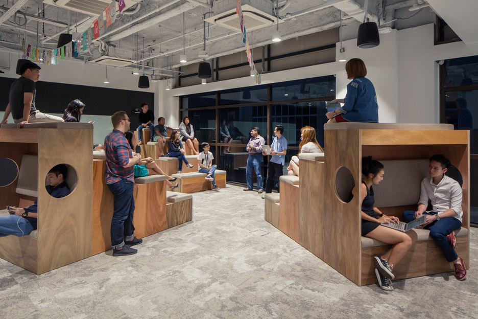 airbnb office london. The Airbnb Office In Singapore By FARM Airbnb London