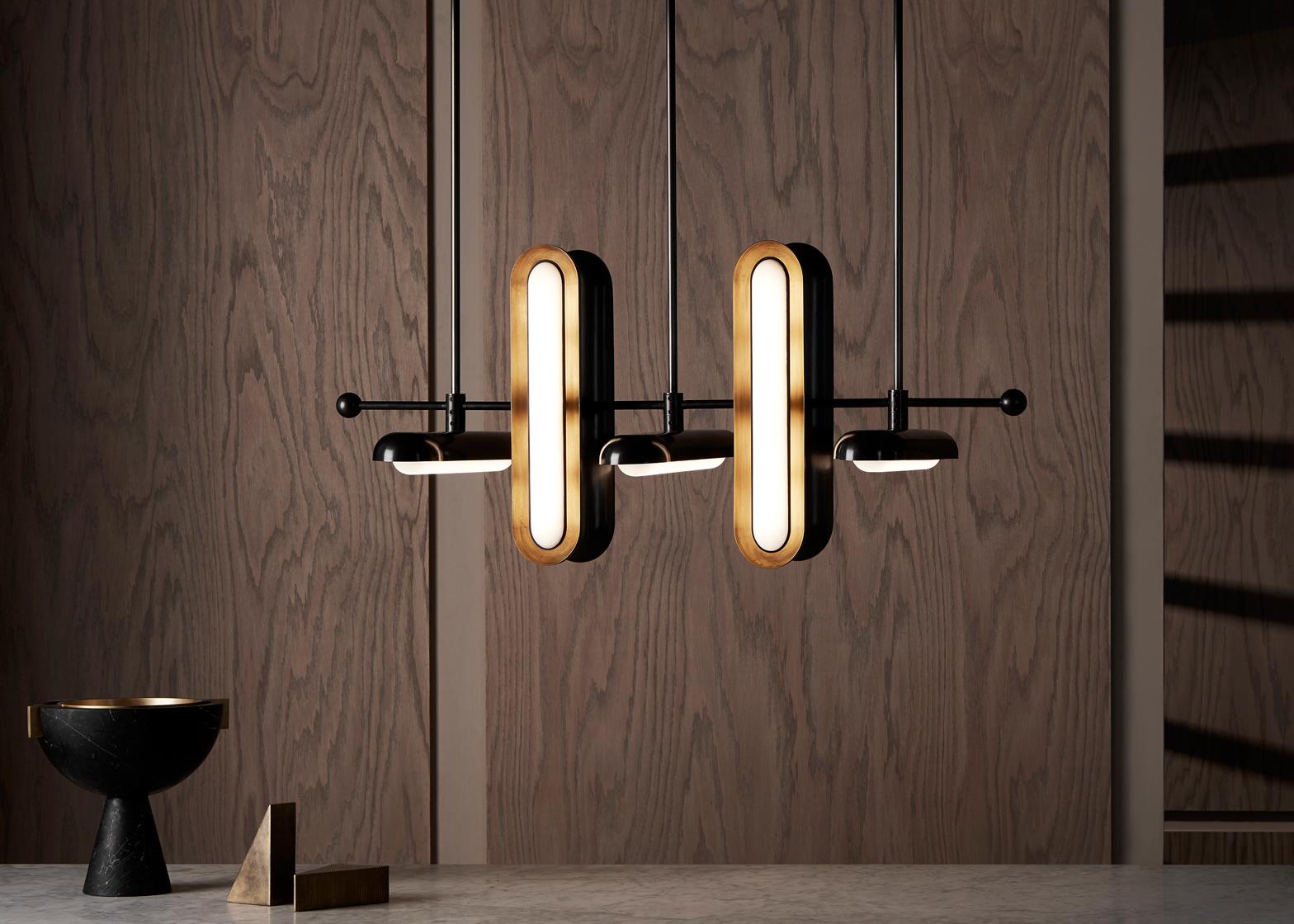 Circuit lamp by Apparatus
