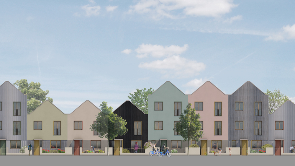 At Home De architects propose solutions to britain s housing crisis