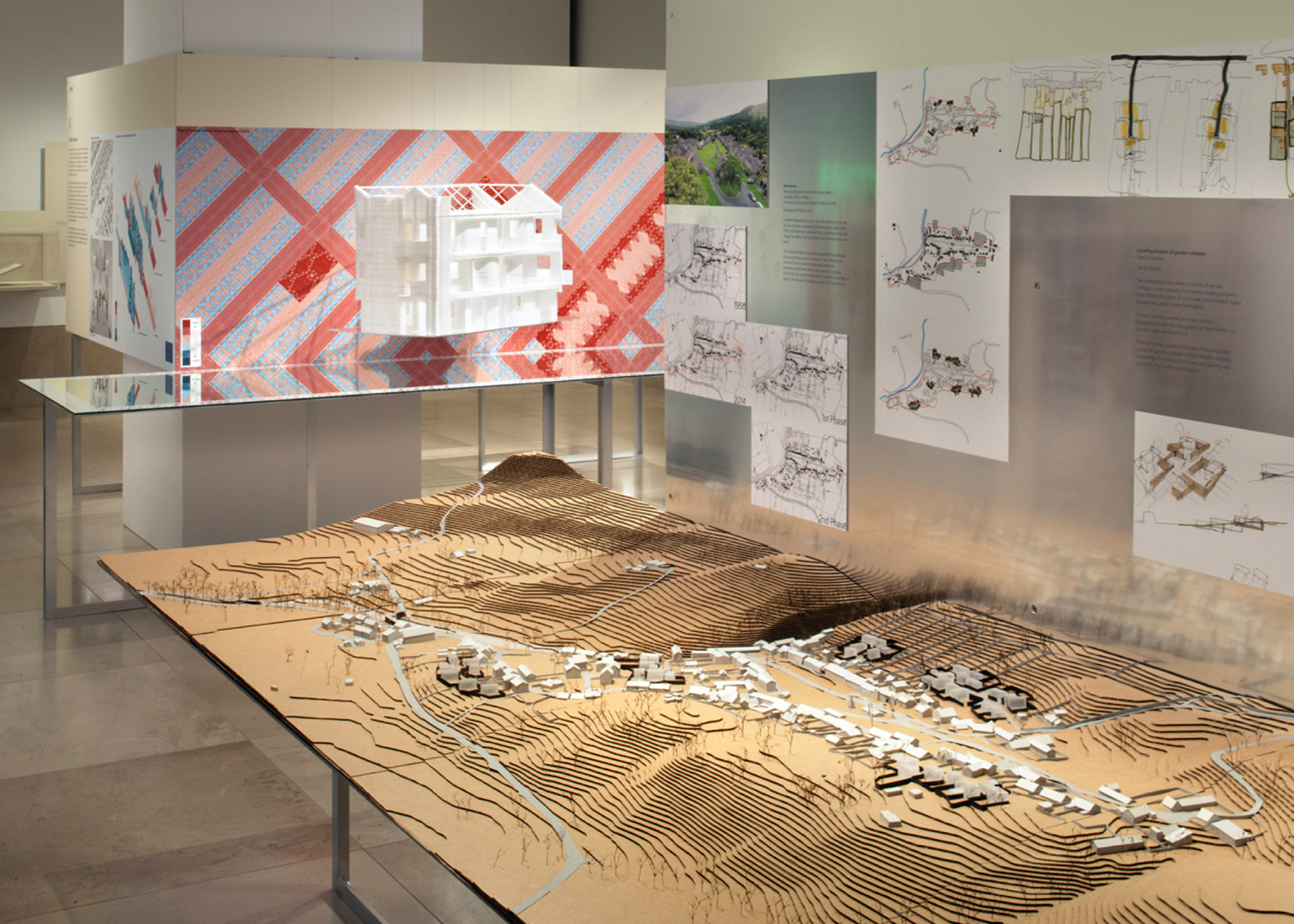 At Home in Britain RIBA exhibition