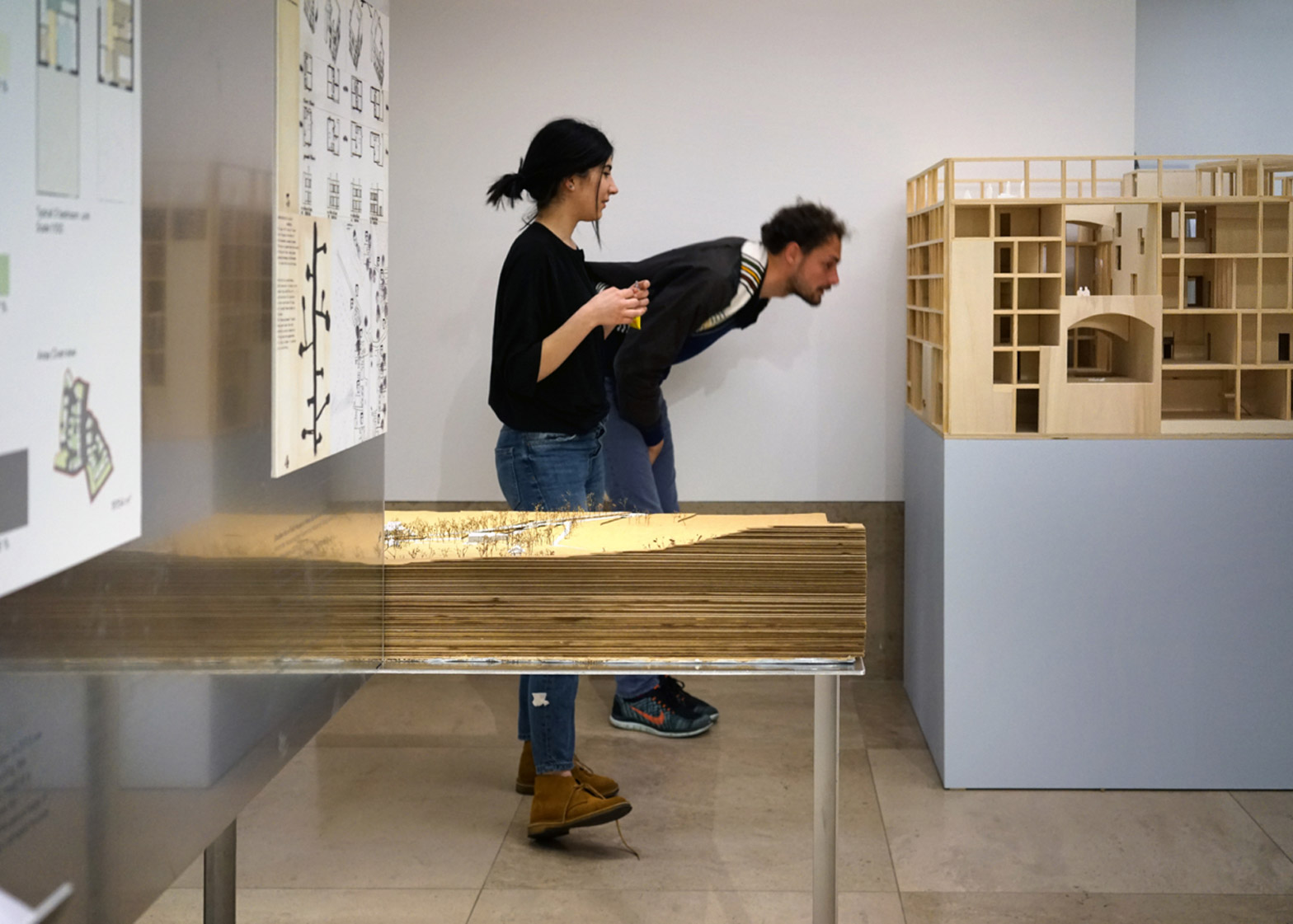 At Home in Britain RIBA exhibition