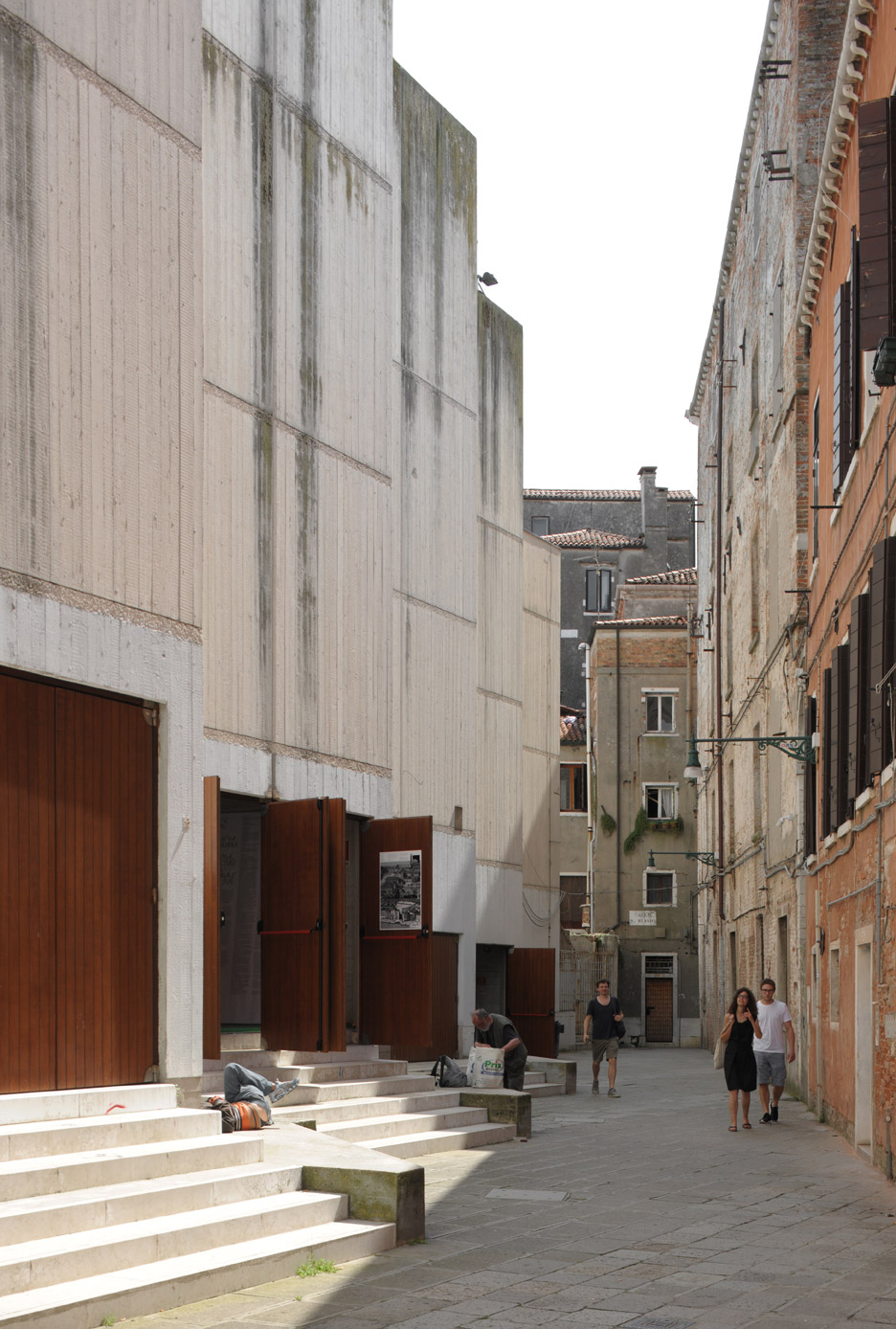 Baltic pavilion at the Venice Architecture Biennale 2016
