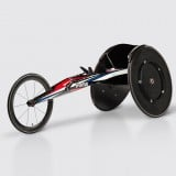 BMW redesigns racing wheelchair for Paralympic athletes