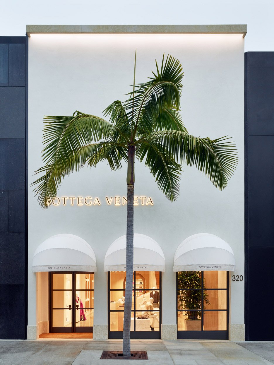Bottega Veneta Beverly Hills