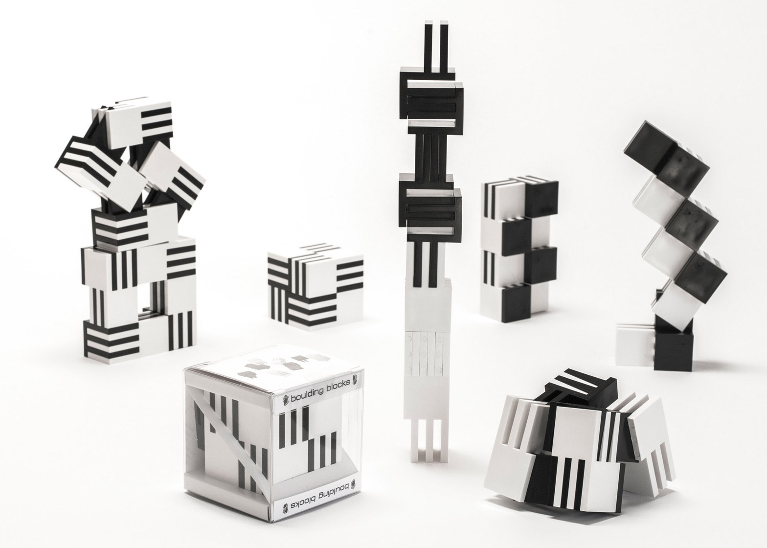 Mark Boulding designs boulding block toys for children